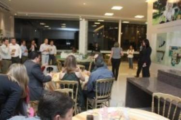Consciente promove jantar com funcionários do Banco do Brasil