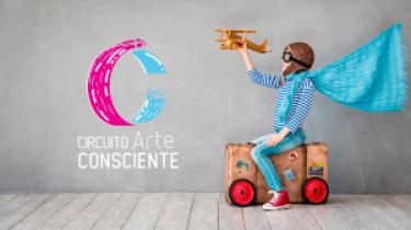 Creme Mel sorvetes apoia o Circuito Arte Consciente