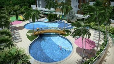 Conheça o La Musique Resort Residence