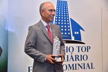 A Consciente é eleita pela 4° vez como Construtora do Ano no Prêmio Top Imobiliário
