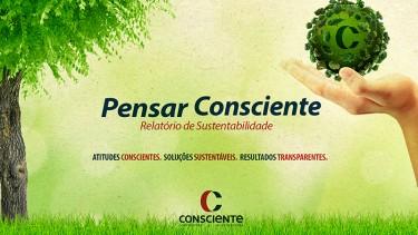 Atitudes Conscientes. Resultados Transparentes. Soluções Sustentáveis.