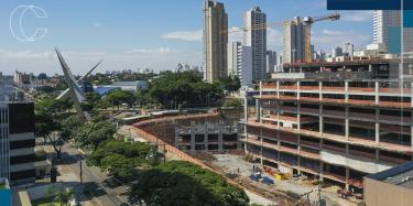 Banco BS2 aprova o financiamento da torre comercial do WTC Goiânia