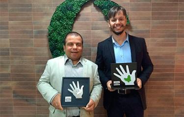 Consciente e Felipe Inácio são premiados por atuação em RSA
