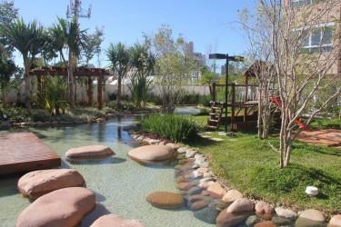 Goiânia ganha seu primeiro residencial com bosque particular e lago ornamental