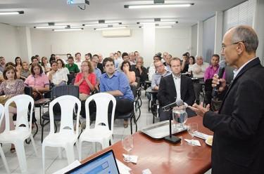 Ilézio e o Pacto pela Qualidade no Transporte Público na região metropolitana de Goiânia