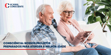 Consciência: projetos preparados para atender a melhor idade