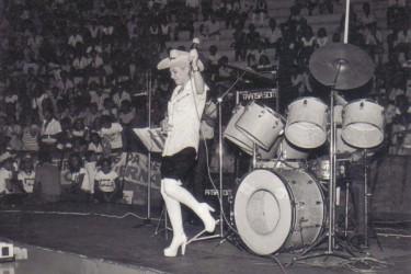 Comemoração dos 40 anos do festival de música Comunica-Som