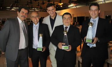 Consciente vence em três categorias no Prêmio Top Imobiliário Goiás 2012