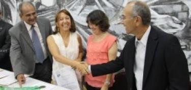 Ilézio Inácio participa de posse da Arquiteta Jacira Pires no IHGG