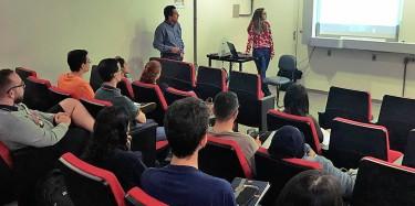 Consciente Construtora apresenta palestra para alunos do IFG